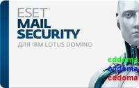 ESET Mail Security для IBM Lotus Domino (от 5 почтовых ящ. )