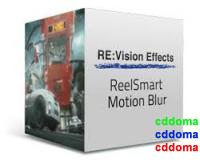 ReelSmart Motion Blur, After Effects-compatible plugin Full version
